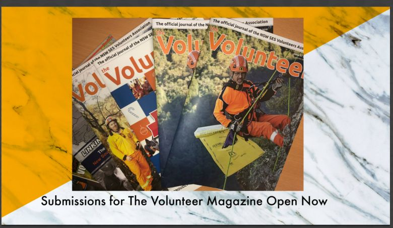 The Volunteer Magazine