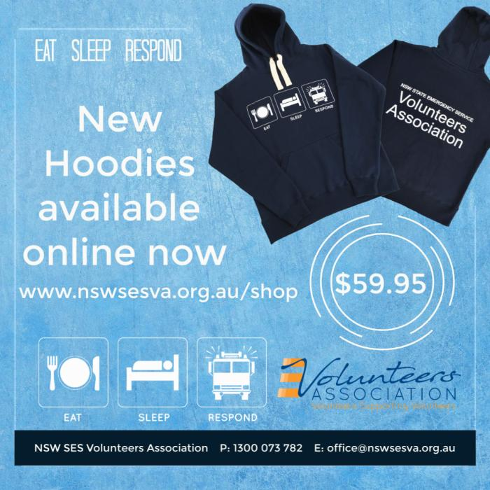 New Eat Sleep Respond Hoodies available now!