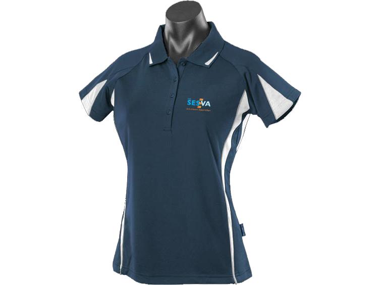 Nsw Ses Volunteers Association Store Eureka Ladies Polo